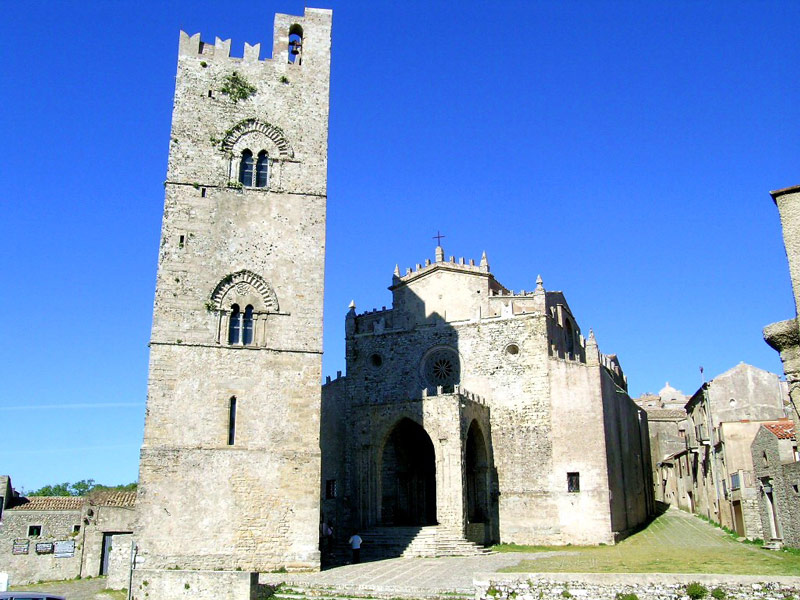 "The ""Chiesa Madre"" of Erice"
