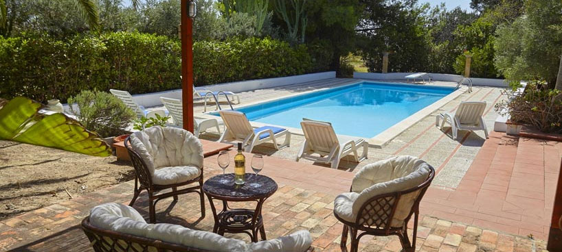 Country Villa Bordea with private pool