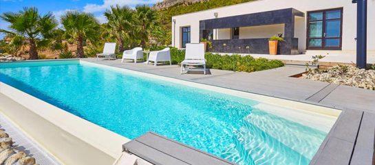 Villa di lusso Casa Alba con piscina panoramica