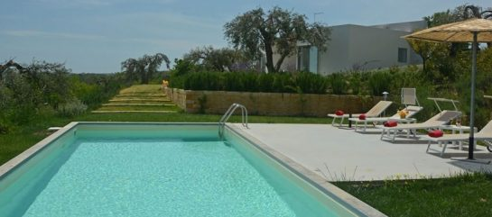 Country Villa Alloro with swimming pool