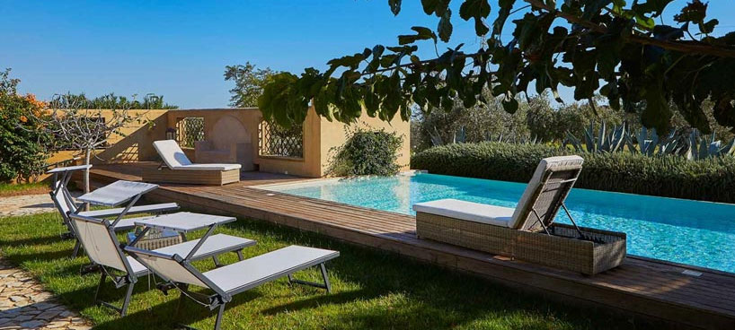 Luxury villa I Cipressi with pool