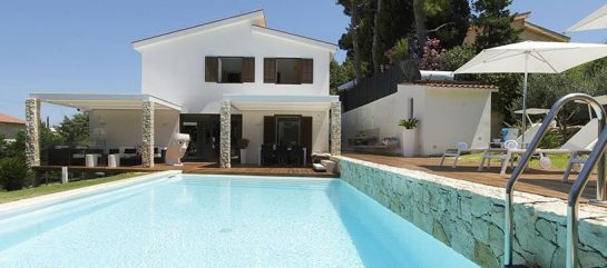 Luxury Villa Perla with swimming pool