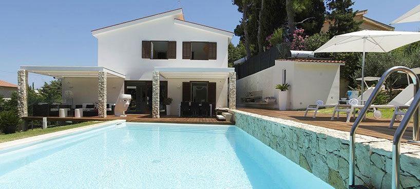 Villa Perla header