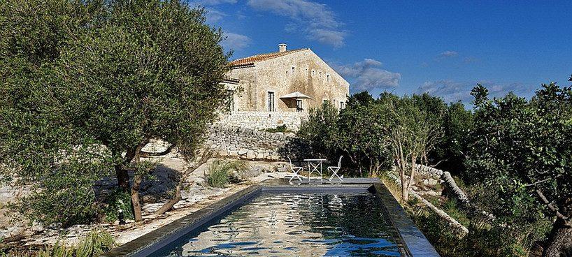 Villa La Casuzza Header