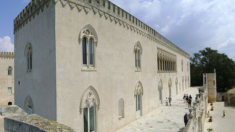 The Donnafugata Castle