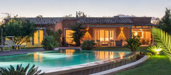 Lussuosa Villa Orangerie con piscina