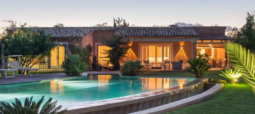 Luxury Villa Orangerie with private pool