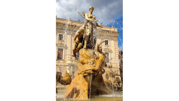 The Fountain of Diana