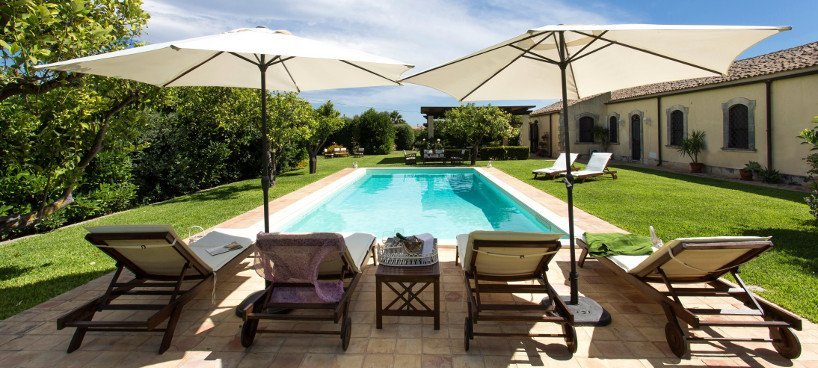Luxury Villa Siracusa Retreat with private pool