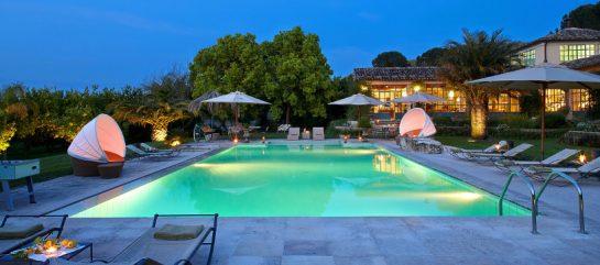 Lussuosa Villa Sciutìa con piscina privata
