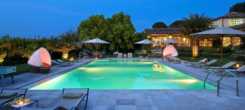 Luxury Villa Sciutìa with private pool
