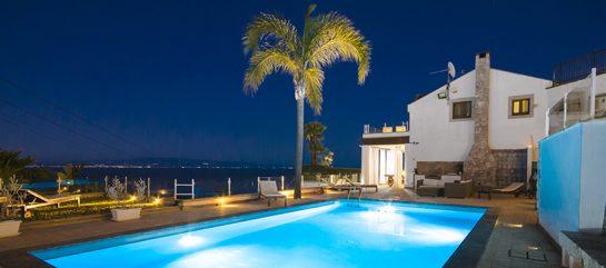 Elegante Villa Mazzarò con piscina e Jacuzzi