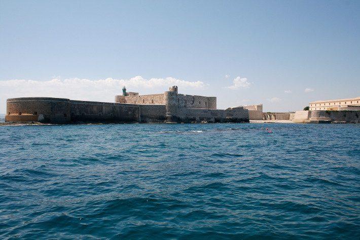 The Island of Ortigia