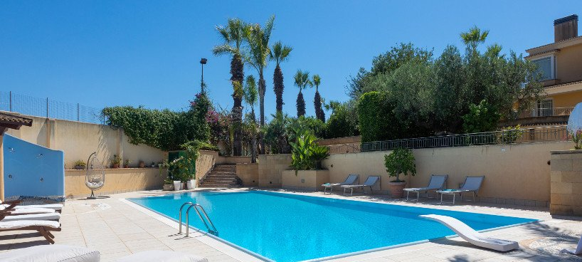 Luxury Villa with pool The Palm Grove