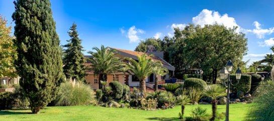 Villa di lusso Etna View, con piscina e jacuzzi